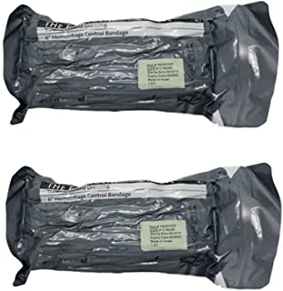 "6"" Israeli Emergency Bandage 2 Pack"