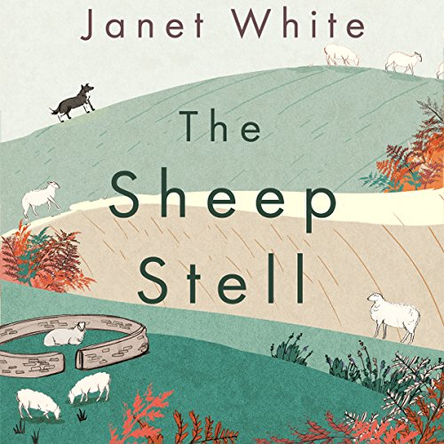 The Sheep Stell audiobook cover art