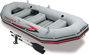 Intex Mariner 4 Inflatable Boat Set