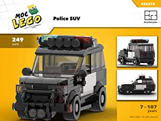 Best lego police suv Reviews
