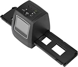 $73 » Sponsored Ad - Vipxyc Film Scanner, 2.36'' TFT LCD Screen Negative Film Scanner Film Scanner USB Support Card