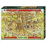 Heye 29833 - Puzzles de hábitat Mono