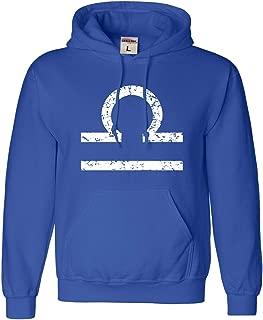 Adult Libra Zodiac Sign Sweatshirt Hoodie