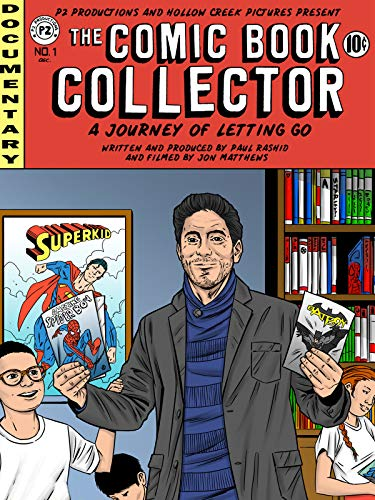 The Comic Book Collector: A Journey of Letting Go