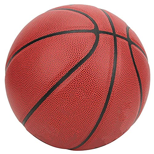 Estink Baloncesto al Aire Libre tamaño 7 Pelota de Baloncesto de Goma para Baloncesto de competición de Entrenamiento de Juegos(No. 7 Basketball (Standard Ball))