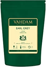 earl grey green tea loose leaf