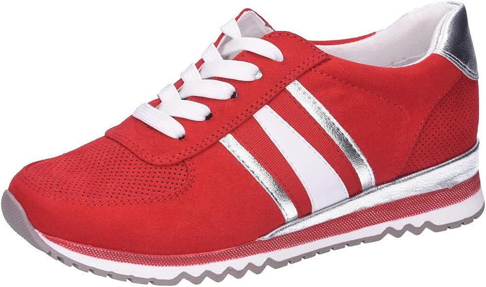 Marco tozzi shoes gmbh & co.,scarpe da ginnastica per donna,sneakers,in materiale sintetico 2-2-23783-34-911