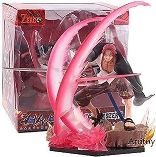 No Colección PVC Shanks Modèle Jouet Anime One Piece Figura Figuarts Zero 17 cm Anime Superhero Statues Regalo Regalo de cumpleaños