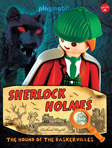 Sherlock Holmes: the Hound of the Baskervilles (Playmobil)