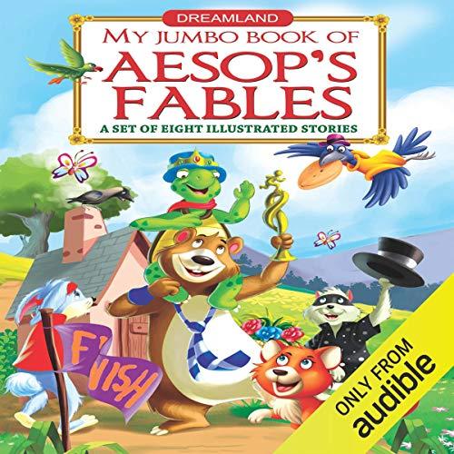 My Jumbo Book of Fairy Tales cover art
