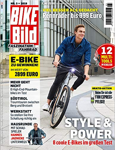 "Bike Bild 3/2019 ""Style & Power\"""