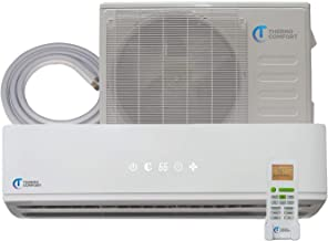 Mini Split Air Conditioner - 22000 BTU up to 24000 BTU - 2 Ton - 20.5 SEER Inverter with Android WiFi - Ductless Heat Pump - AC Unit Split System for Heating & Cooling 230V