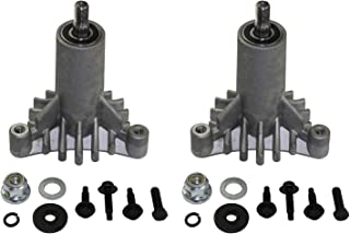 2x Spindle Assembly for Husqvarna & Craftsman Ride On Lawn Mower Part 532130794