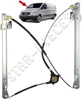 Commutateur de vitre /électrique Console de touche de commutateur de vitre /électrique 6395451513 avant droite for MERCEDES VITO Viano W639 /à partir de 2003 Accessoires voiture Interrupteur de vitre pou