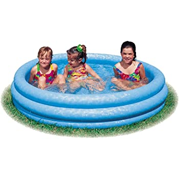 Intex 58426NP - Piscina hinchable 3 aros azul 147 x 33 cm, 288 ...