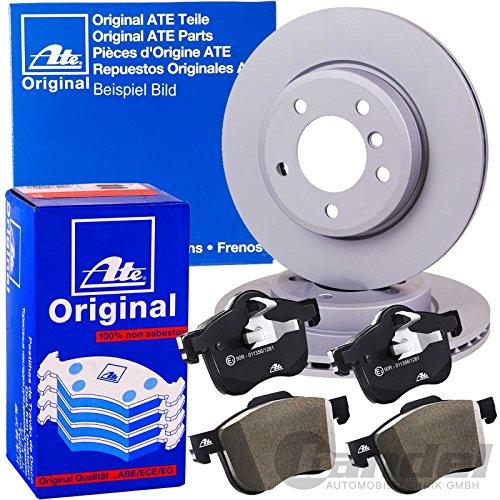 2 Bremsscheiben Belüftet 300 mm + Bremsbeläge ATE 1420-22299 Bremsanlage