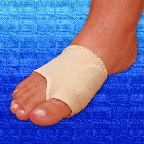 Fußballen-Bandage mit Gelpad, dünn, elastisch