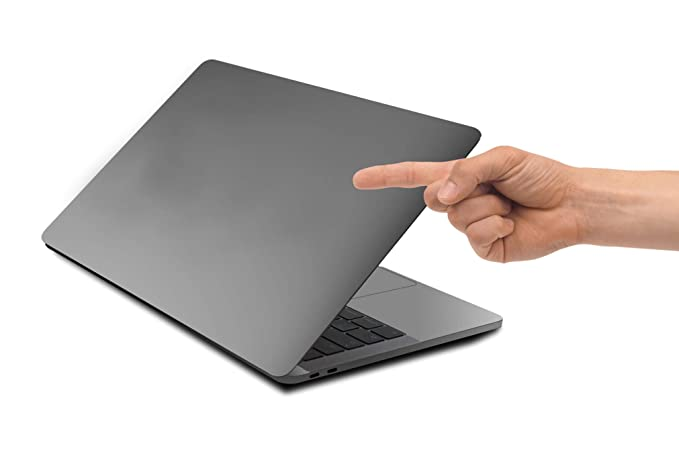 Saco Ultra Clear Top Guard for Dell Inspiron 15.6 Inspiron 5000 Series Touch Screen Laptops