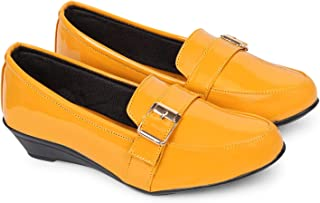 Walky Wear Womens & Girls Casual Wedge Heel Bellies Loafers