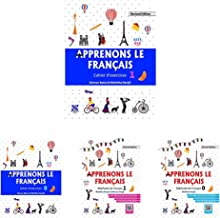 Apprenons Le Francais French Workbook 01: Ed&Apprenons Le Francais French Workbook 00: Ed&Apprenons Le Francais French Tex...
