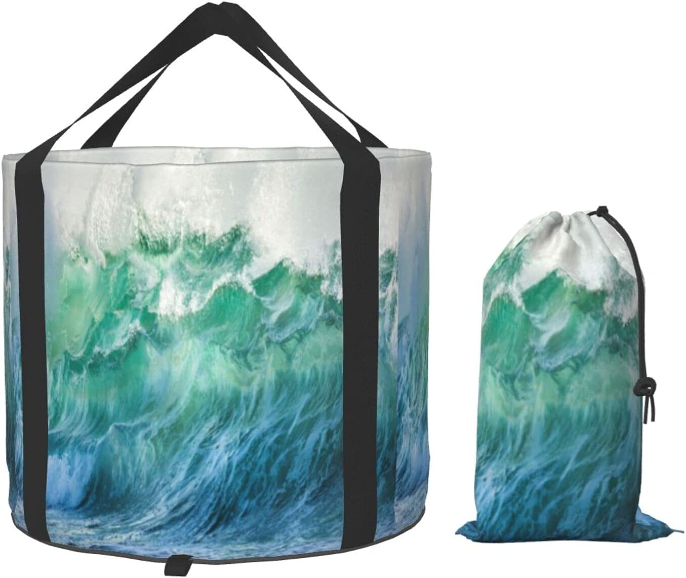 Multifunctional Portable Collapsible Bucket Surf L Shipping Detroit Mall included Wave Breaking