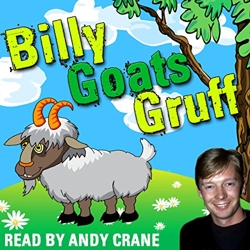 Billy Goats Gruff audiobook cover art