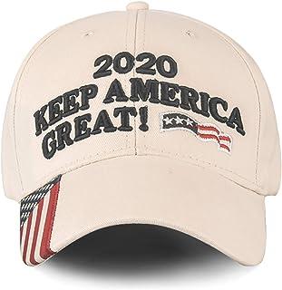 Donald Trump 2020 Hat Keep America Great Embroidered MAGA USA Adjustable Baseball Cap