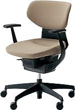 コクヨ イング イス ミディアムグレージュ クッションタイプ デスクチェア 事務椅子 座面が360°動く椅子 CR-G3201E6G4M4-WN 【ラクラク納品サービス】