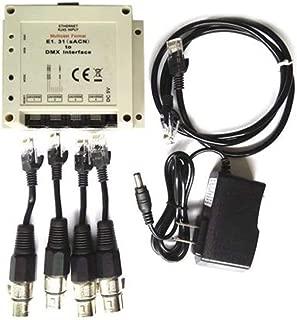 Compatible For Chamsys Magicq E1.31 (csn) Dmx/Bridge Interface 4 Dmx512 Output Universes To 2048 Dmx Channels