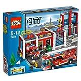 LEGO City 7208 - Caserma dei Pompieri, 5-12 Anni