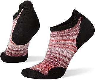 Smartwool PhD Outdoor Light Micro Socks - Women's Striped Wool Performance Sock