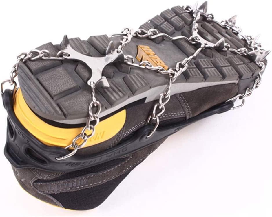GYL Traction Cleat latest Walking Non-Slip St Colorado Springs Mall Splint Portable