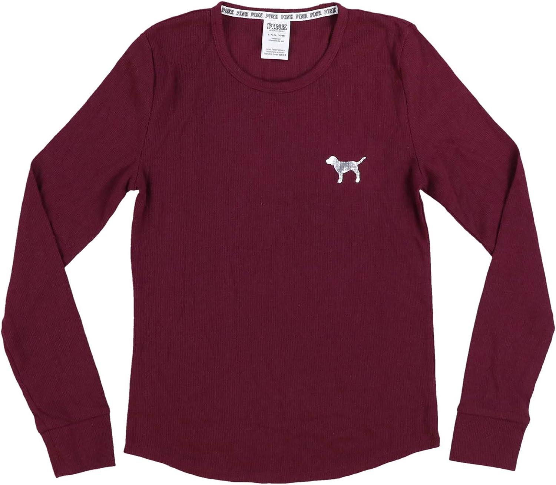 Victoria's Secret Pink Pajama Brand Same day shipping new Sleep Shirt Top