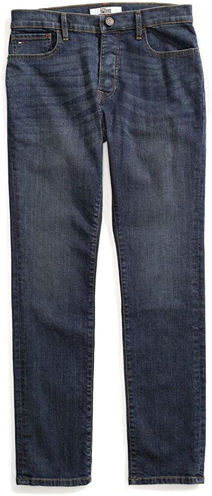 Tommy Hilfiger Surprise price Max 63% OFF Men's Adaptive Seated Waist Adjustable Jeans Fit