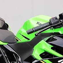 Shogun Kawasaki Ninja 250R 300R 400 Z400 ZX6R Ninja 650 EX650 Ninja 650R ZX7R ZX9R Z1000 ZX10R ZX12R ZX14, ZX14R Ninja 1000 Black Bar Ends - Sliders - 725-1409 - MADE IN THE USA
