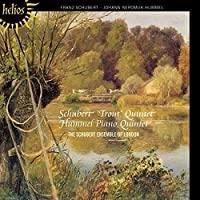 Schubert: Trout Quintet; Hummel: Piano Quintet by Schubert Ensemble London (2012-01-10)
