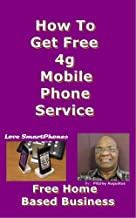 Free 4G Mobile Phone Service