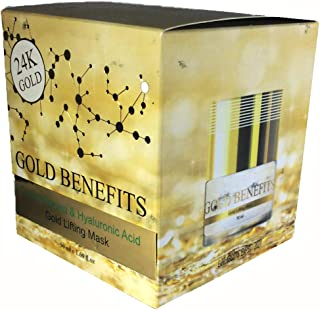 Best gold benefits gold lifting mask Reviews