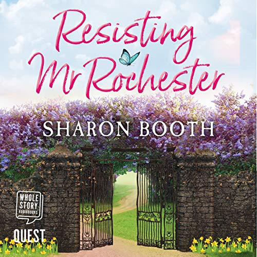 Resisting Mr Rochester audiobook cover art