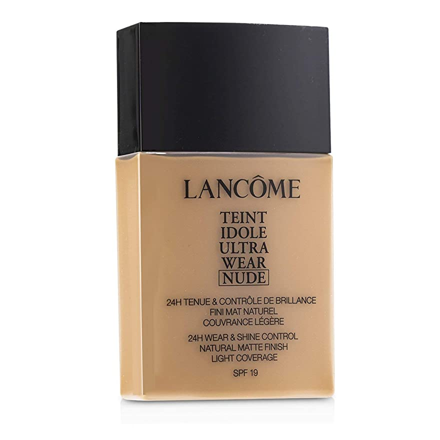 正義ジョガー細胞ランコム Teint Idole Ultra Wear Nude Foundation SPF19 - # 05 Beige Noisette 40ml/1.3oz並行輸入品