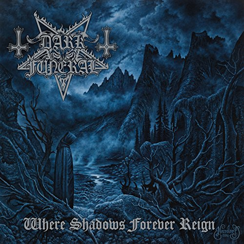 Where Shadows Forever Reign (Standard CD Jewelcase)