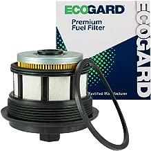 ECOGARD XF59292 Premium Diesel Fuel Filter Fits Ford F-250 Super Duty 7.3L DIESEL 1999-2003, F-350 Super Duty 7.3L DIESEL 1999-2003, Excursion 7.3L DIESEL 2000-2003