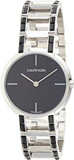 Calvin Klein Cheers K8NX3UB1 Stainless Steel Analog Casual Watch for Women