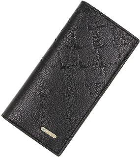 BeniNew business men's wallet vertical multi-function long wallet-black