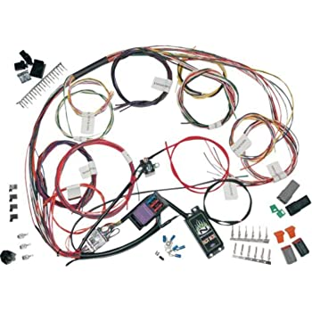Amazon.com: NAMZ Custom Cycle Complete Bike Wiring Harness Kit NCBH-01-A:  AutomotiveAmazon.com