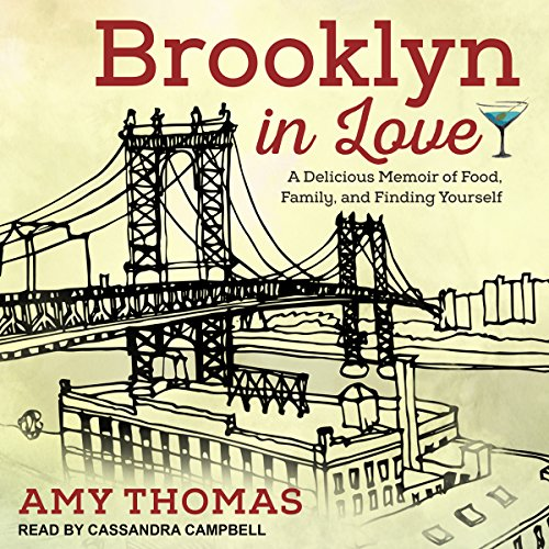 Brooklyn in Love audiobook cover art