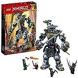 LEGO NINJAGO Masters of Spinjitzu: Oni Titan 70658 Building Kit (522 Pieces)