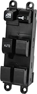 Power Window Master Control Switch Compatible for Nissan 1998-2001 Altima & 2000-2004 Frontier Xterra & 1998-1999 Sentra & 2000-2004 Legacy Outback
