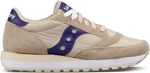 Saucony Saucony Saucony chaussures Jazz M. Cream Purp T06 6e2