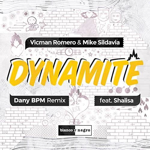 Vicman Romero & Mike Sildavia feat. Shalisa